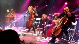 Apocalyptica Fight Fire With Fire