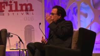SBIFF 2016 - Maltin Modern Master - Johnny Depp Talks About Gilbert Grape & Leonardo DiCaprio