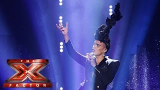 Seann Miley Moore covers David Bowie's Life On Mars | Live Week 1 | The X Factor 2015