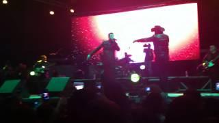 Luis Coronel y Alex Rivera en León Guanajuato 22/Febrero/2014 SOLO DETALLES