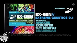Ex-Gen Featuring KHOPAT - Exhausted
