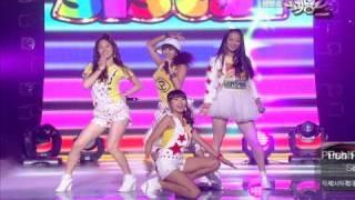 [K-Chart] #13. Push Push - Sistar (2010.7.9 / Music Bank)