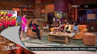 Ini Talk Show 31 Januari 2015 Part 4/4 - Melanie Putria, Sheila Dara Aisha dan Bunga