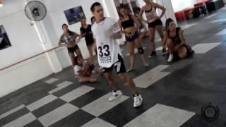Alejandro Moro Clase de Reggaeton