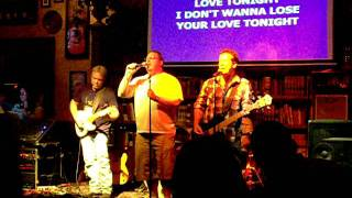 """Live Band Karaoke - """"Your Love"""" from The Outfield"""