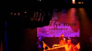 Smoke Dza Live @ Irving Plaza
