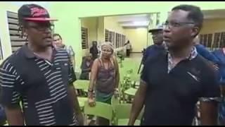 Après le syndrome de Stockholm Juvénal Rémir invente  celui du Marigot en Martinique