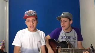Henrique e Felipe - Eu Você o Mar e Ela - Luan Santana (cover)