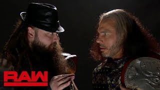 """Woken"" Matt Hardy & Bray Wyatt are the light and the darkness: Raw, April 30, 2018"