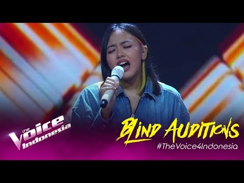 Download Video Naja - Gravity | Blind Auditions | The Voice Indonesia GTV 2019