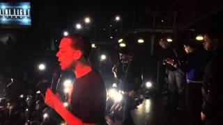 Arcangel - Contigo Quiero Amores (Live @ Milano 8/3/2015)