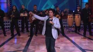 """Jorge Villamizar canta """"Todo lo que quieres es bailar"""" en Mi Sueño es Bailar"""