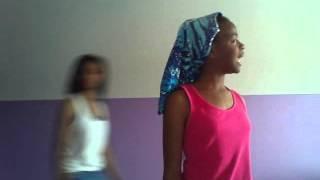 chiquita singing trinity acting like sweet brown