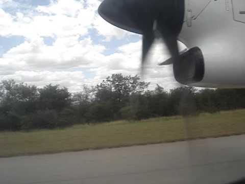 hoedspruit airport take off