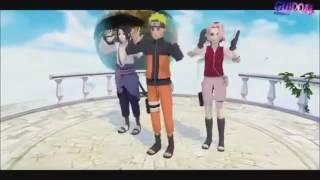 Passou estilo Panicats deixando os cara maluco vai vem senta no pau no Naruto
