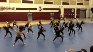 """Brianna's African Dance """"King Of Africa"""""""