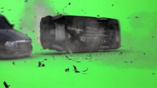 Green Screen FX, Car Crash 720HD