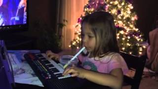 Sariyah singing Alex and Sierra - Say something