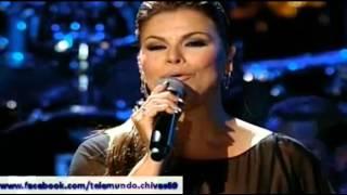 """OLGA TAÑON cantando el tema """"AL FINAL"""" en TODOS SOMOS HÉROES"""