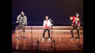 Pop Danthology Dance Middle School End of Year Concert 2013