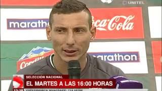 Selección boliviana se mentaliza en Argentina