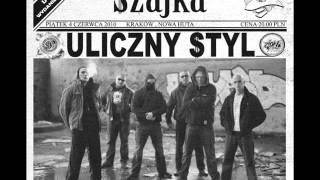 3. Szajka- Życie z godnością (feat. Parol)