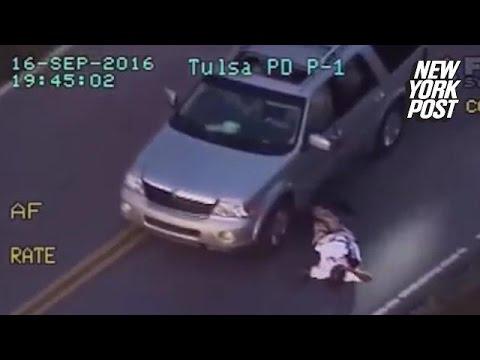 Un om este impuscat de politie fara justificare VIDEO