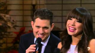 Michael Bublé   Rockn' Around The Christmas Tree  Jingle Bell Rock featCarly Rae Jepsen cut