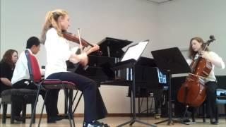 Piano Trio op34, iii Allergo Molto, Tcherepnin