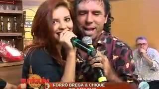 Forró   Brega &  Chique no Programa Butiquim