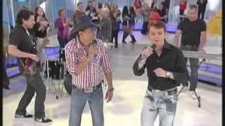 """Marcelo e Alex - Portugal no Coração da RTP Dezembro de 2011 - Tema """"De bem com a vida"""""""