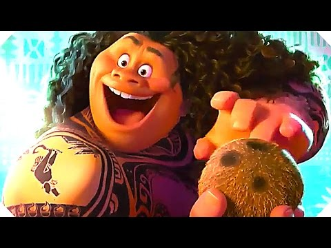MOANA - You're Welcome - FULL Song (Animation, 2016)