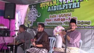 Menjelang Hari Raya (Priakustik cover of Dato DJ Dave, featuring Amir Ali on flute)