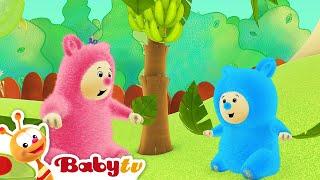 Billy e Bam Bam - Folhas de bananeira, BabyTV Brasil
