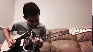 Rascal Flatts - Life is a Highway (Guitar Solo Cover by Lucas Taffo)