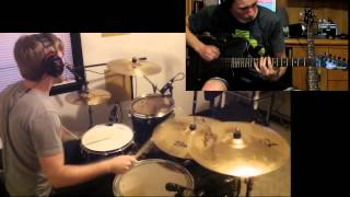 Break the World - Nine Lashes - Drum Cover (ft. Andy Barry)