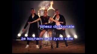 Piękni i młodzi  - Jedno słowo (karaoke)