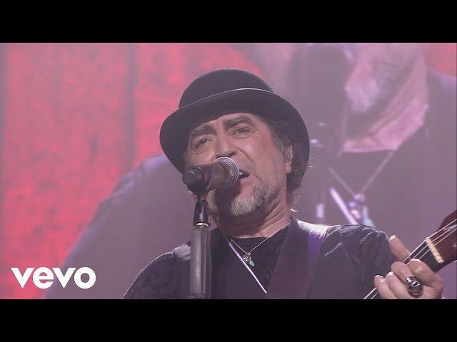 "Video de Joaquín Sabina cantando en concierto ""Noches de Boda"""