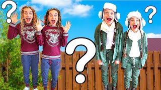 WHICH SIBLINGS MAKE THE BEST TWINS FOR $1000 -  Norris Nuts Twin Challenge 2