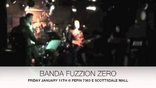 BANDA FUZZION ZERO LIVE  contrataciones (602 435 8029)