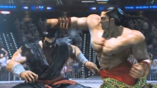 Tekken amv The Offspring   The Meaning Of Life