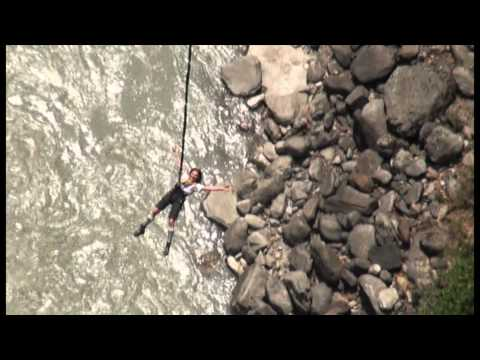 My Canyon Swing in Nepal, The last resort