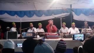 Tahir  chisti - best gajal- in sujatpur villege/tera didar karu sha-bilayat