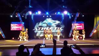 Pro Athletics Proed Athletic Championships 1/22/17