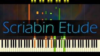 Etude in C-sharp minor, Op. 2 No. 1 // SCRIABIN