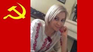 natalia poklonskaya crimea prosecutor - katyusha