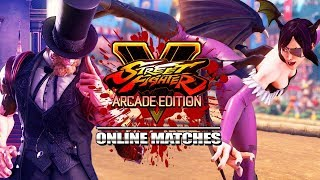 CAN'T SEDUCE THIS PRESIDENT - Week Of! G :Street Fighter V Online Matches width=