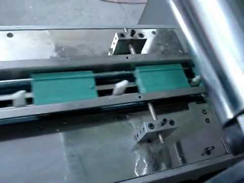 soap packaging machine  Smart Feed- Mohit Pahwa  08427779313