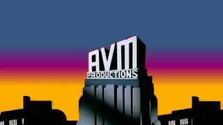 AVM Productions (2000) Logo Remake