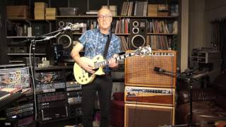 She Don't Seem To Care, Claude Pate cover, May 2017 video by Jon Pratt